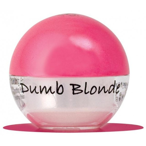 Tigi Bed Head Dumb Blonde Glättung Stuff 50 ML