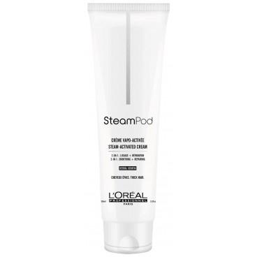 Steampod crema di lisciatura per capelli spessi - 150 ml -