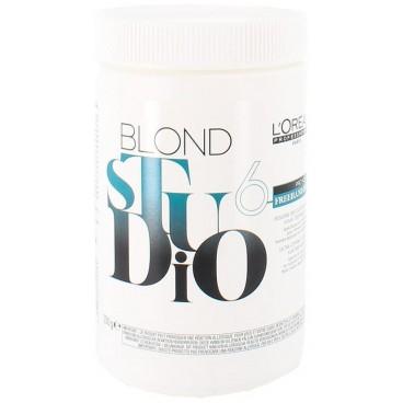 Blonde Studio Bleaching Powder Free Air Pro Keratin 400 Grs