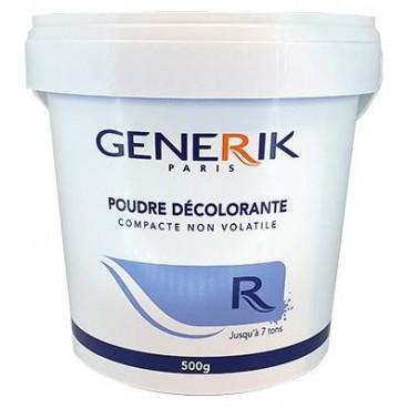 Poudre Décolorante Générik Bleue 500 Grs