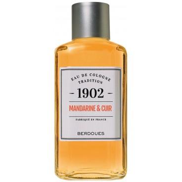 Acqua di Colonia Berdoues - Mandarino e cuoio - 245 ml