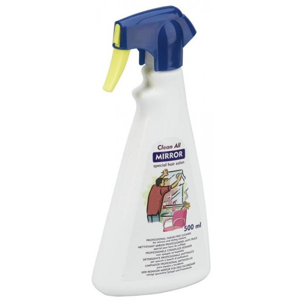 Spray detergente per specchi 500 ml