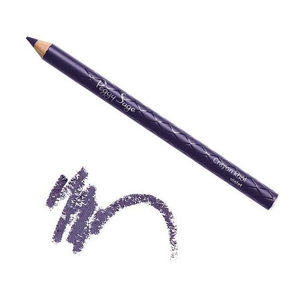 Crayon Khôl Yeux violet Peggy Sage