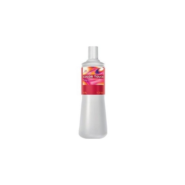 Color touch emulzione intensiva 4% - 13V - 1000 ml