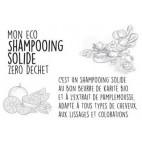 Shampooing solide Mon Eco Zéro Déchet - 65g