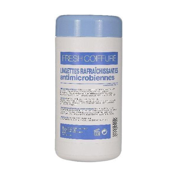 Lingettes bactéricides Fresh HAIRGUM x150