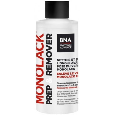 Beautynails Monolack Prep & Remover 125 ml