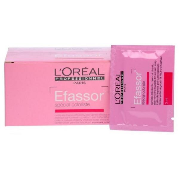 Serviette détachante Efassor 1 sachet x 3 grs L'Oréal