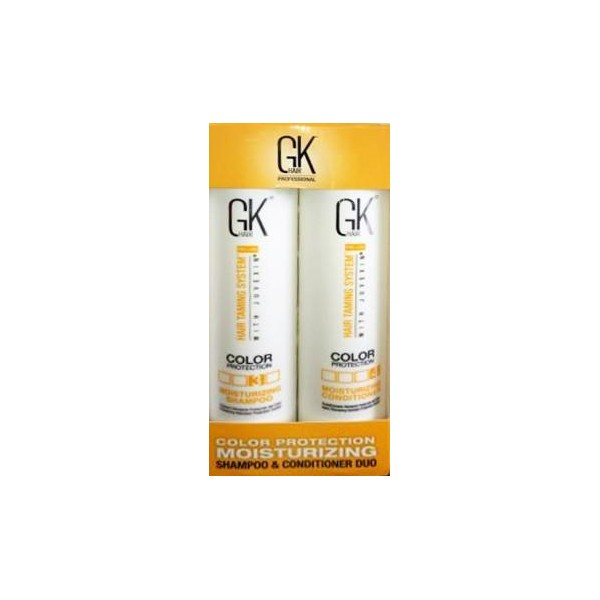 Confezione Global Keratine shampoo + conditioner moisturizing - 300 ml -