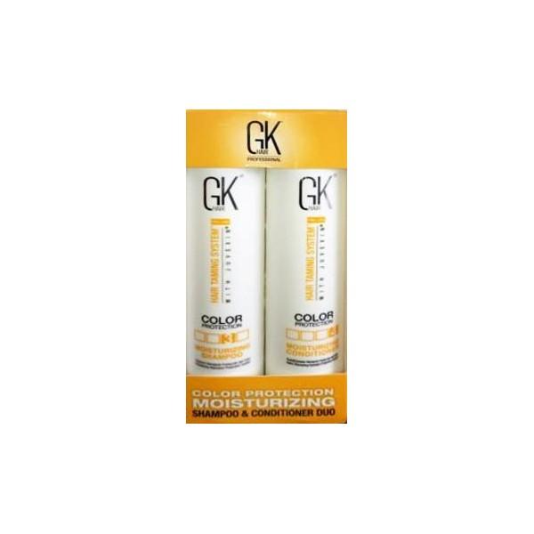 GKhair Paquete Champú + Acondicionador Hidratante 300ml