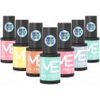 Gel Polish ME by Mesauda collection Ice Lollies