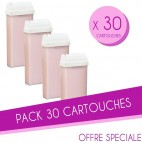 Pack 30 Cartridges wax 100 ML Roses