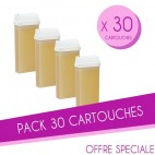 Pack de 30 cartuchos de 100 ml Cera de miel