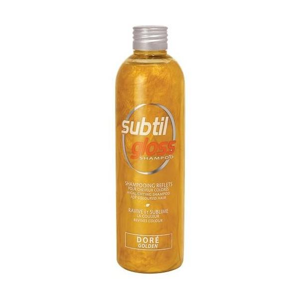 Shampooing Subtil Gloss Doré 250 ML