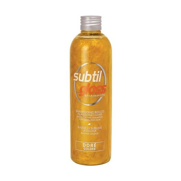 Sutil Champú Brillo 250 ML Dore