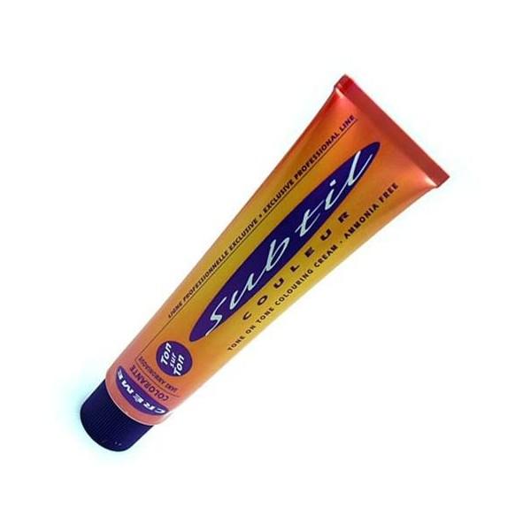 Subtil Crème tono su tono - N°6.74 - Biond scuro marrone ramato  -60 ml