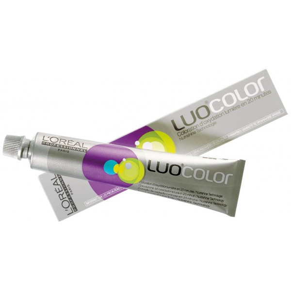 Luo color No. 5.13 Ash Light Golden Brown 50 ML