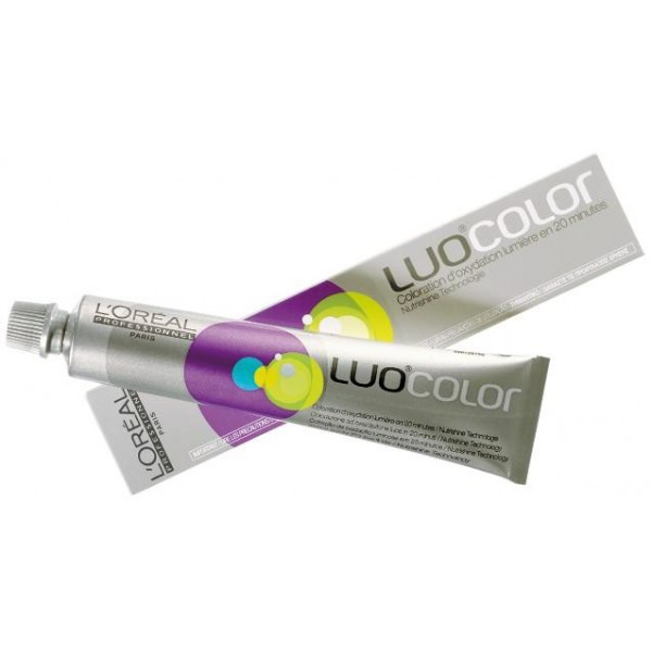 Luo Color N ° 8.23 ​​Light Golden Iris Golden 50 ML