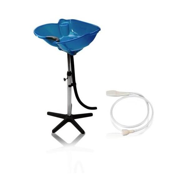 Traypackung Waschen Bay Blue Angels Kopf + Dusche