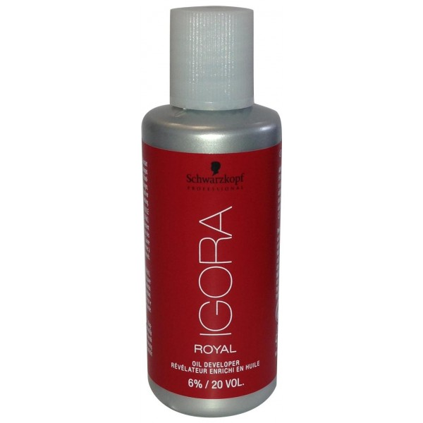 Igora Royal oxidant 20 V 60 ML