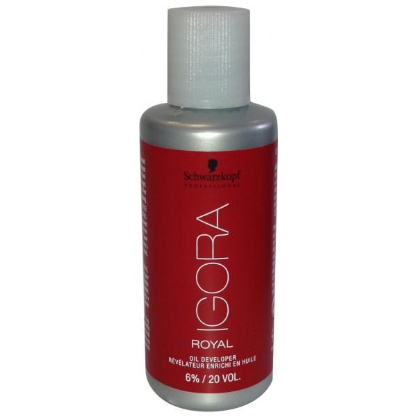 Igora Royal oxidante 20V 60 ML