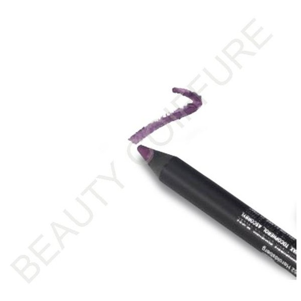Ellepi iridiscente lápiz de ojos púrpura