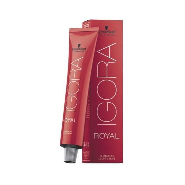 Igora Royal Mix 0-22 teinte à nuancer anti-orange 60 ml