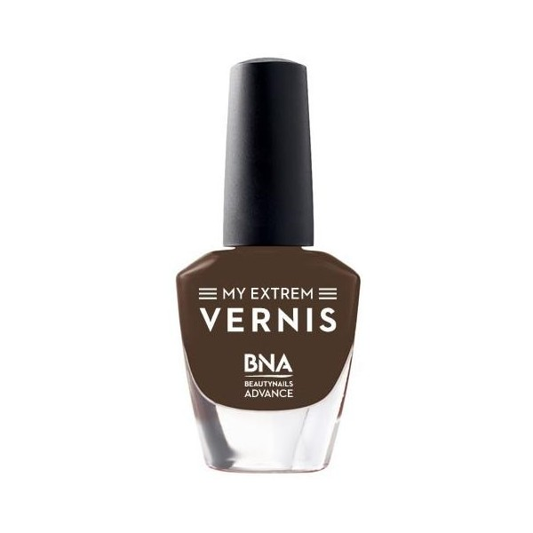 La belleza del clavo las uñas oscuras METAL 12 ml