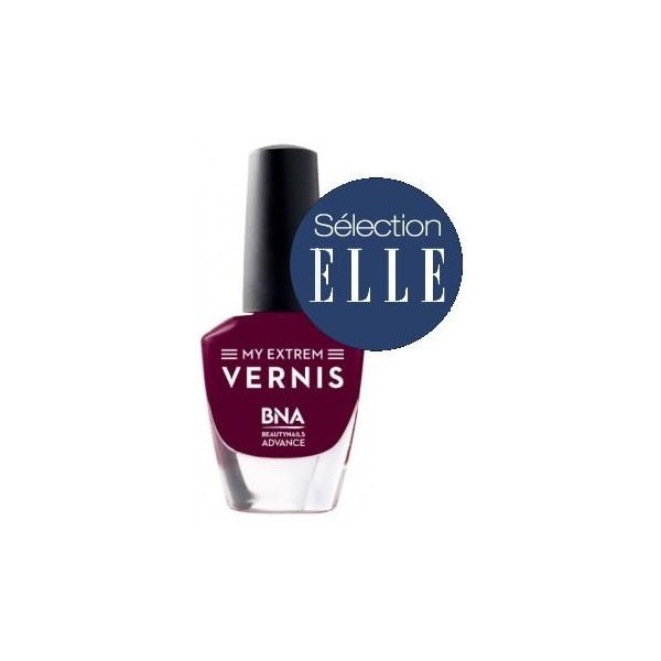 Nail Polish Beautynails BURGUNDY 12 ml