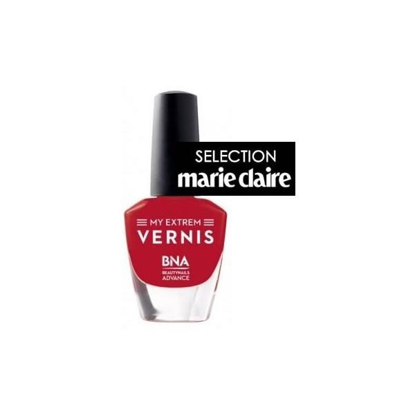 Nail Polish Beautynails WILD RED 12 ml