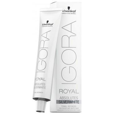 Igora Royal absolutes Silver White Gris Anthracite 60 ML