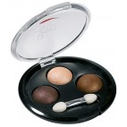 Trio Eyeshadow Brownie
