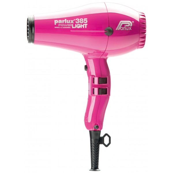 Asciugacapelli Parlux 385I Ionic Power Light - Rosa -