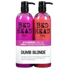 Tigi Bed Head Dumb Blonde paquete Duo 2 X 750 ML
