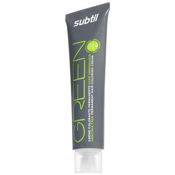 Subtil Green - Coloration naturale - 60 ml (declinazione)