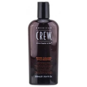 Shampooing Purifiant Américan Crew 250 ML