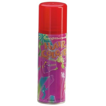 Bombe Colorante rouge 125 ML