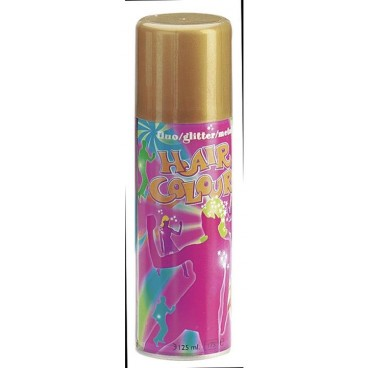 Bombe Colorante Or Métal 125 ML