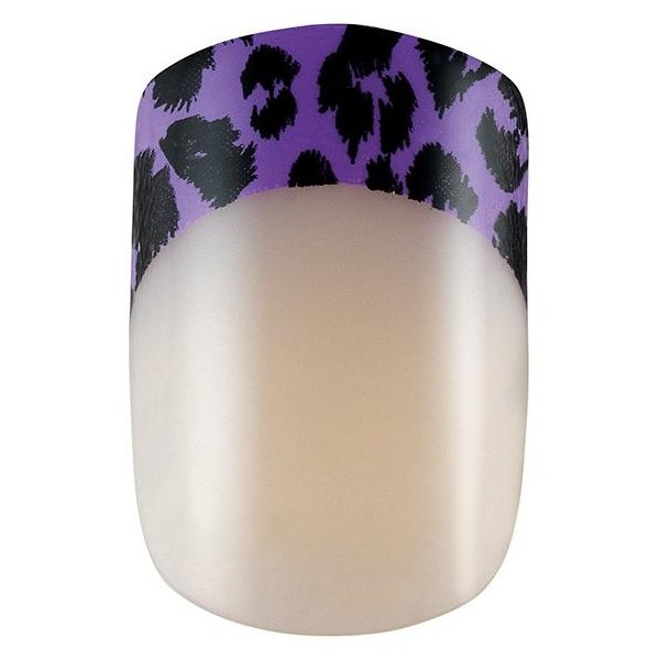 Kit 24 Faux Nails Idyllic Leo 150063