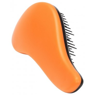 Ellepi Brosse Detangling brush orange