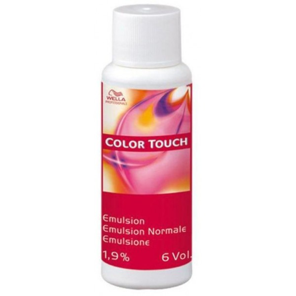 Emulsion normale 1.9% Color Touch Wella 60ML