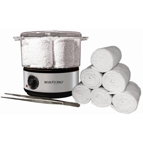 toallas con calefacción BeautyPro
