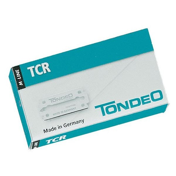 Package of Tondeo TCR Blades