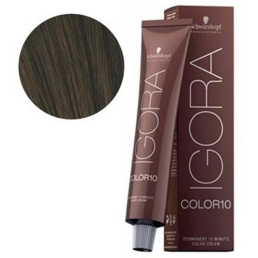 Igora Royal Color 10 4-6 chatain moyen marron 60 ML