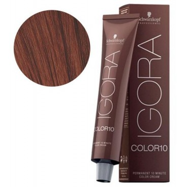 Igora Royal Color 10 6-88 blond foncé rouge extra 60 ML
