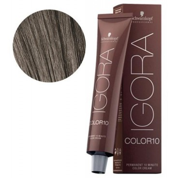 Igora Royal Color 10 7-12 blond moeyn cendré fumé 60 ML