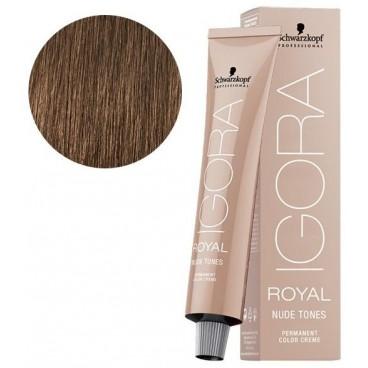 Igora Royal Nude Tones 8-46 blond clair beige marron 60 ML