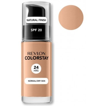 Background Complexion Revlon Dry Skin Colorstay 250 Fresh Beige Dry Skin