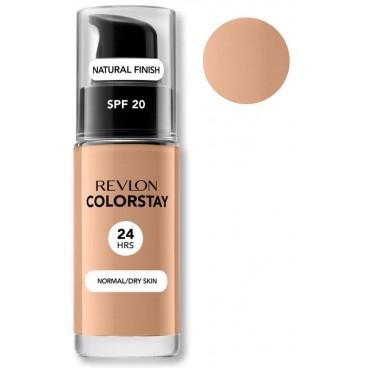 Fond de Teint Revlon Colorstay Dry Skin 250 Fresh Beige Peaux sèches