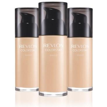 Fond de Teint ColorStay Revlon Oily Skin Peaux grasses (Par Déclinaisons)